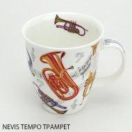 ダヌーンマグカップ NEVIS TEMPO TRAMPET