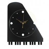 スタイリッシュピアノクロック