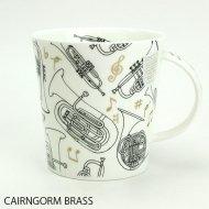 ダヌーンマグカップ CAIRNGORM BRASS