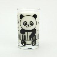 ミルクグラス・パンダ