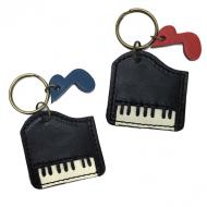 コインピアノキーホルダー