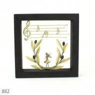 ソナタ・ギャラリー 882「オリーブ&ヴァイオリン」