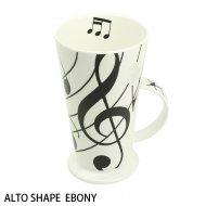 ダヌーンマグカップ ALTO SHAPE EBONY