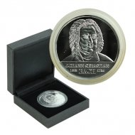 バッハミュージアム シルバーメダル