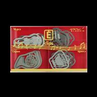 エッチングクリップス楽器柄