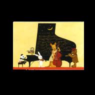 山田和明ポストカード「希望という名のシンフォニー」