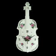 ヴァイオリン時計 ローズ
