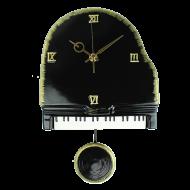 ピアノ振子時計 ゴシック