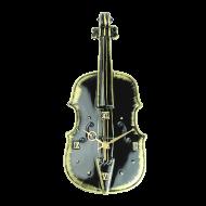 ヴァイオリン時計 ゴシック