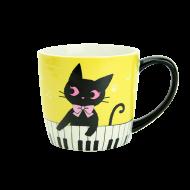 Ropiマグカップ ピアノ