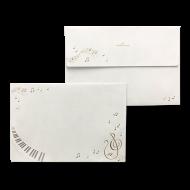 レターパッド用封筒 HMDミュージック