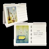 山田和明 2020デスクカレンダー
