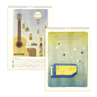山田和明 2020ポスターカレンダー