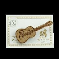 ブローチ ギター