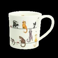 ダヌーンマグカップ ORKNEY LIVE WIRES CAT