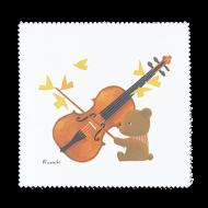 マイクロファイバークリーナー ヴァイオリン
