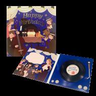 BDレコードミュージックカード ジャズ