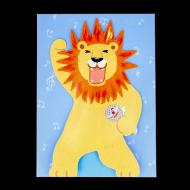 オルゴールカード ロックライオン
