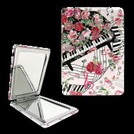 コンパクトミラー ピアノ