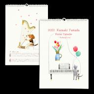 山田和明 2022 ポスターカレンダー