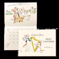 雨田カレンダー作品集2022