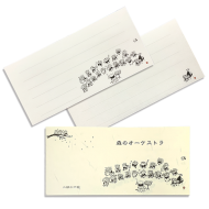 <img class='new_mark_img1' src='https://img.shop-pro.jp/img/new/icons1.gif' style='border:none;display:inline;margin:0px;padding:0px;width:auto;' />一筆箋 森のオーケストラ