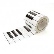 鍵盤インテリアテープ
