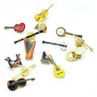 ミニピン楽器