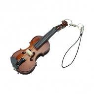 木製楽器ストラップ ヴァイオリン
