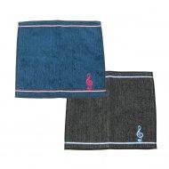 刺繍タオルハンカチ
