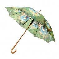 ドガ踊り子ジャンプ傘