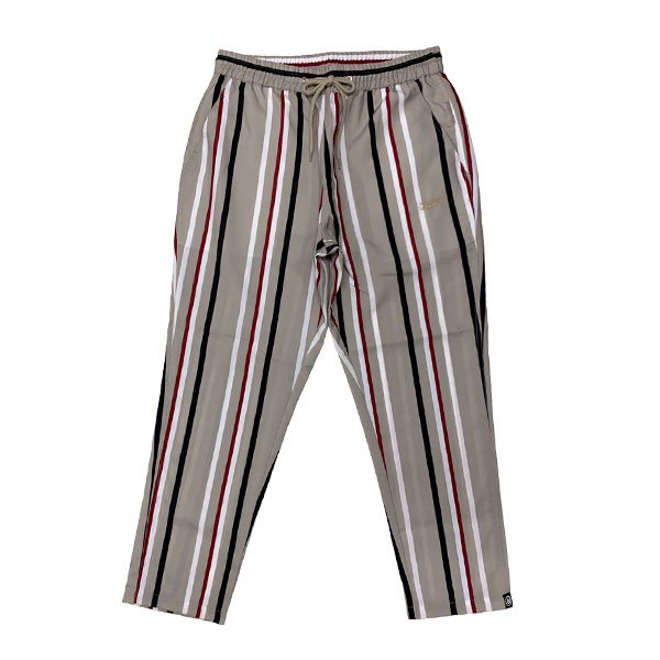 <img class='new_mark_img1' src='https://img.shop-pro.jp/img/new/icons16.gif' style='border:none;display:inline;margin:0px;padding:0px;width:auto;' />Striped Easy Pants