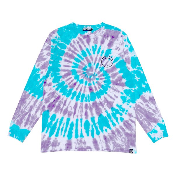 <img class='new_mark_img1' src='https://img.shop-pro.jp/img/new/icons20.gif' style='border:none;display:inline;margin:0px;padding:0px;width:auto;' />Tie Dye L/S Tee
