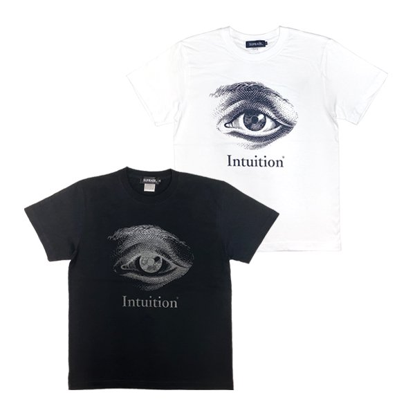 Intuition Tee<img class='new_mark_img2' src='https://img.shop-pro.jp/img/new/icons5.gif' style='border:none;display:inline;margin:0px;padding:0px;width:auto;' />