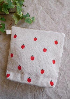 【ALDIN】リンゴポーチ