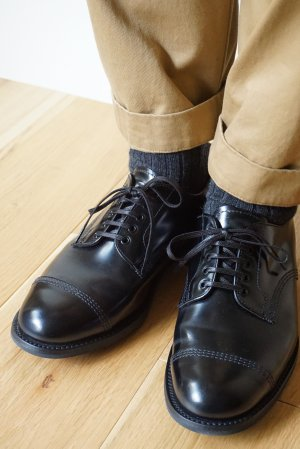 【Sanders】MILITARY DERBY SHOES