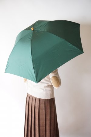 【Bon Bon store】バンブーバングル折傘(晴雨兼用)
