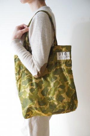 【UTO】PARACHUTE CLOTH REMAKE BAG