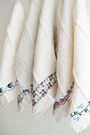 【ALDIN】刺繍トルション