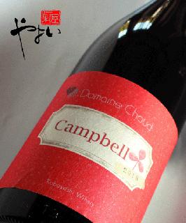 ドメーヌ・ショオ Campbell 2018 750ml