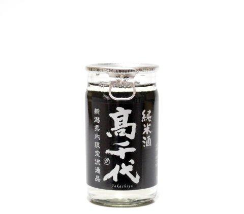 高千代 新潟県内限定純米カップ 180ml
