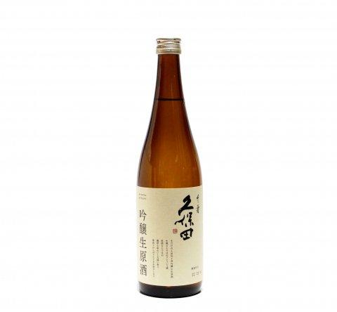 朝日酒造 久保田 千寿 吟醸生原酒 720ml