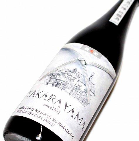 TAKARAYAMA 米袋ラベル新之助生原酒 にいがた酒の陣 祈願酒2021
