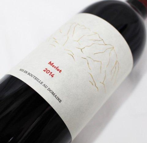 胎内高原ワイン メルロー2015