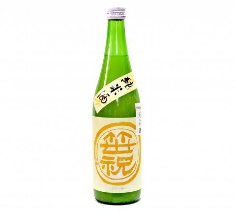 笹祝 生酛純米にごり酒 720ml
