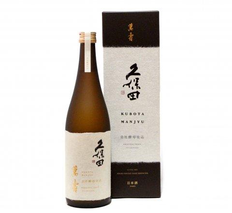 朝日酒造 久保田 萬寿 自社酵母仕込 純米大吟醸 720ml