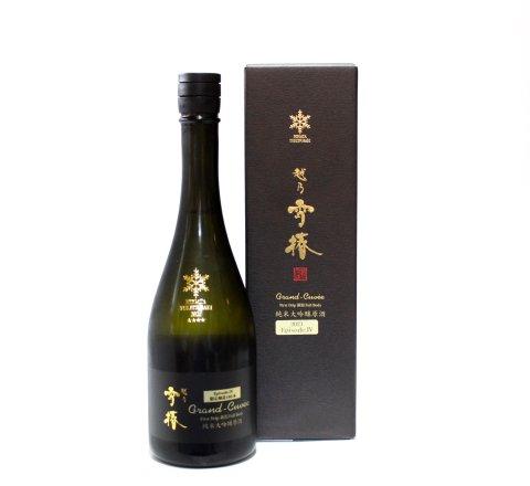 ゆきつばき 純米大吟醸原酒 Grand-Cuvee(グラン・キュヴェ) 720ml