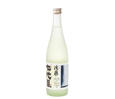 清泉 純米吟醸 生貯蔵酒 七代目 720ml  【2021年4月蔵出し】