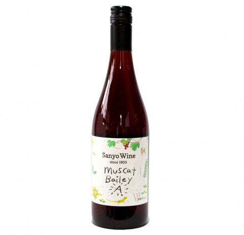 サンヨーワイン マスカットベリーA  SV 750ml