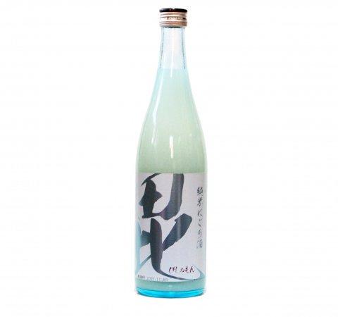 鮎正宗 毘 純米にごり酒 720ml